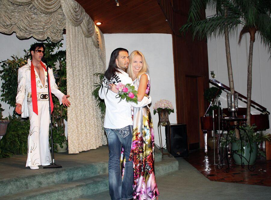 Венчание в Лас-Вегасе
