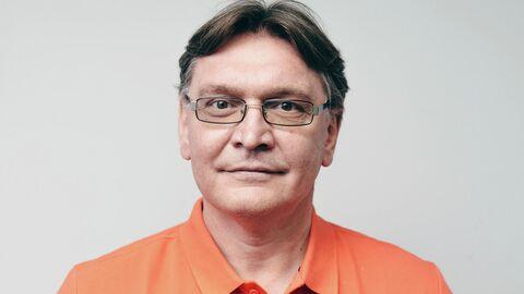 Главный врач подмосковного Витязя Алексей Огородов