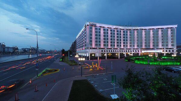 Гостиница Radisson Славянская в Москве