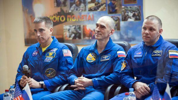 Экипаж Союза МС-16