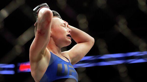 Боец UFC Роуз Намаюнас