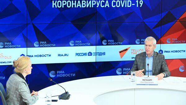 П/к Российский спорт в условиях пандемии коронавируса COVID-19