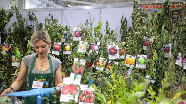 Агропромышленная выставка Кубанская Ярмарка