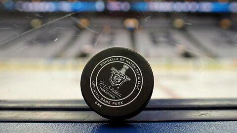 Шайба плей-офф НХЛ