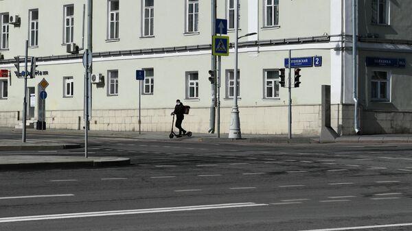 Площадь Пречистенские ворота в Москве