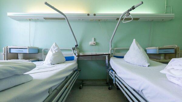 Стационар на базе городской клинической больницы №31, открытый для лечения заразившихся коронавирусом