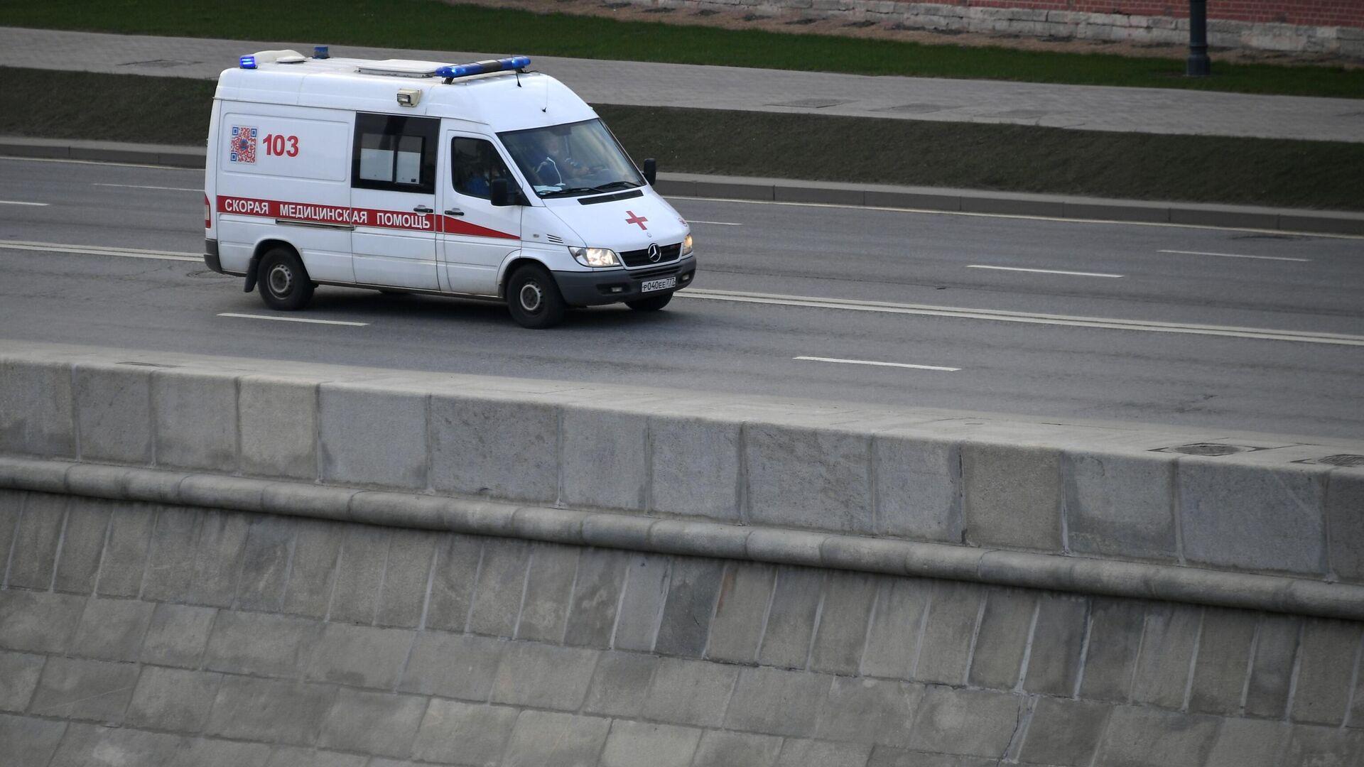 В Москве девочка получила травмы в игровой комнате торгового центра