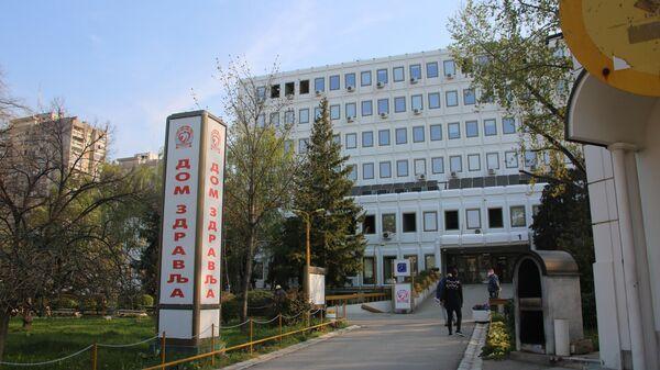 Больница в городе Ниш