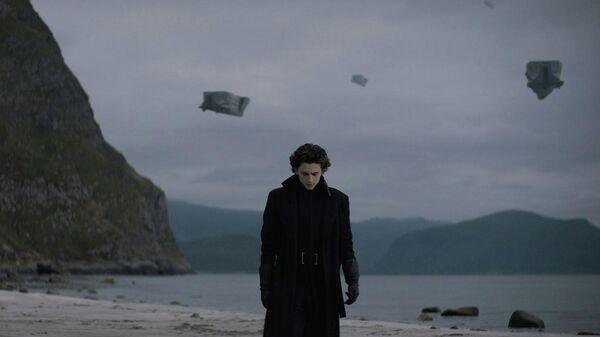 Кадр из фильма Дюна