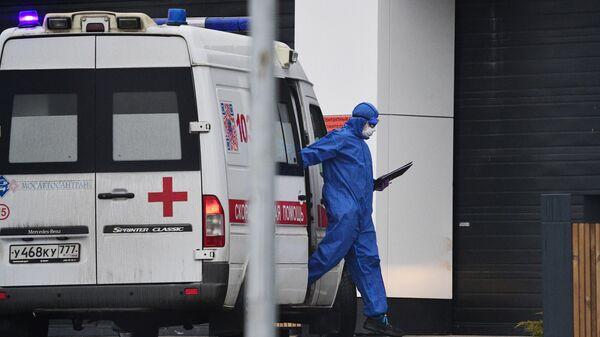В России число заразившихся коронавирусом выросло на 4785 человек
