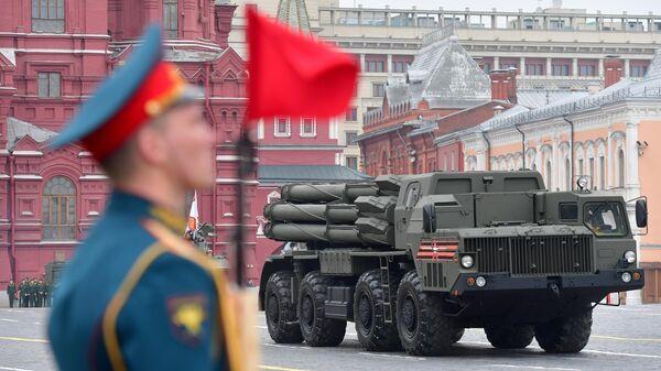 Военный парад, посвящённый годовщине Победы в Великой Отечественной войне