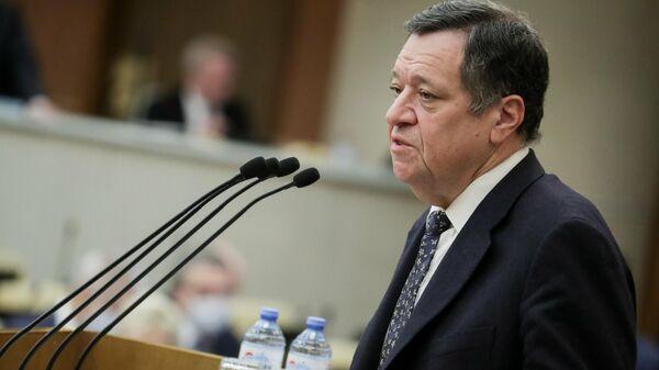 Председатель комитета Государственной Думы РФ по бюджету и налогам Андрей Макаров