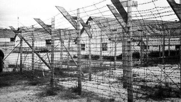 Финский концентрационный лагерь в городе Медвежьегорске
