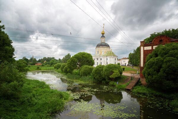 Вязьма, храм Рождества Пресвятой Богородицы