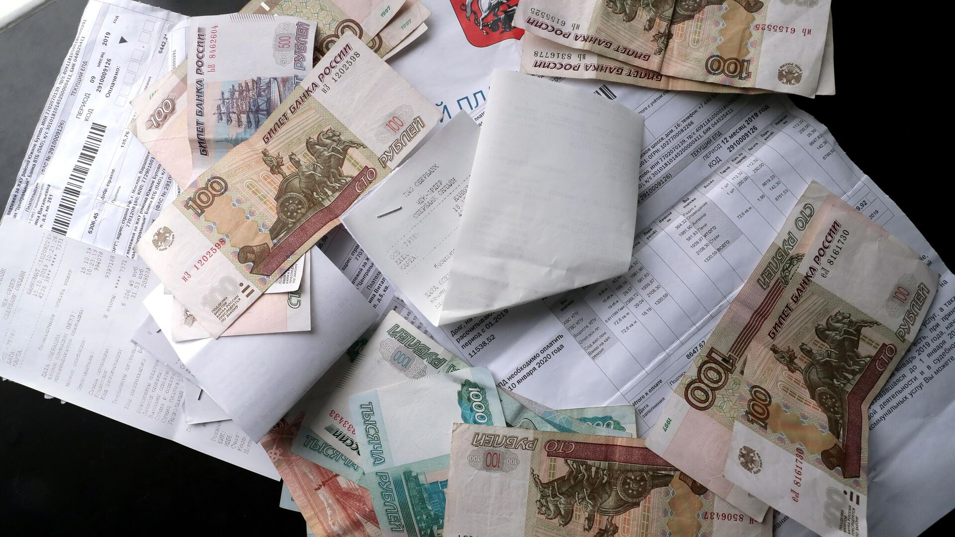В 2020 году в России вырастут тарифы ЖКХ - РИА Новости, 1920, 16.12.2020