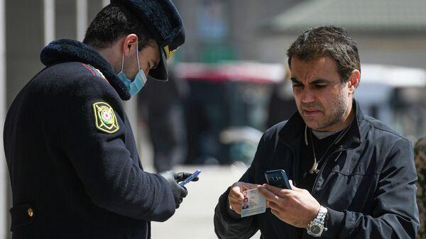 Власти Азербайджана продлили особый карантинный режим до 31 мая