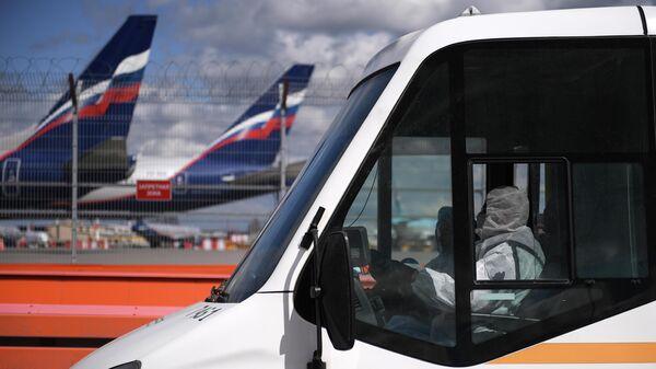 Россия прекращает все вывозные рейсы из-за рубежа
