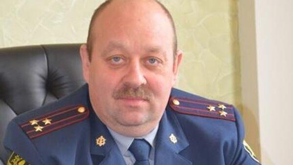 Начальник УФСИН России по Ивановской области Федор Рубцов