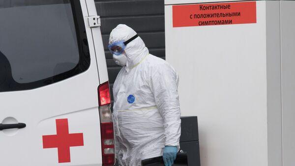 В России за сутки умерли 96 человек с COVID-19