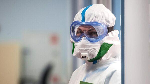 Врач национального медицинского центра эндокринологии Минздрава России в Москве
