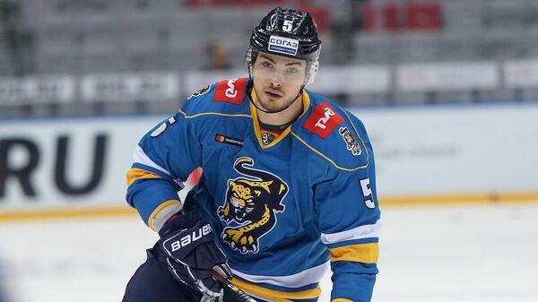 Защитник хоккейного клуба Сочи Роман Абросимов