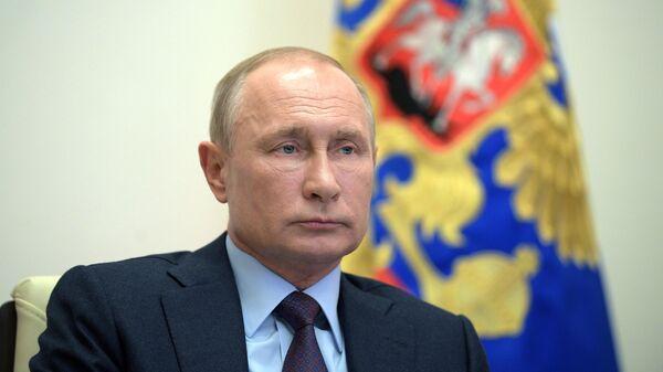 Эксперты подвели итоги двух лет с инаугурации Владимира Путина