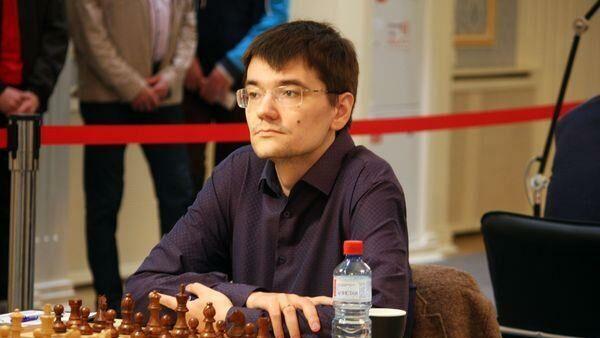 Российский шахматист Евгений Томашевский
