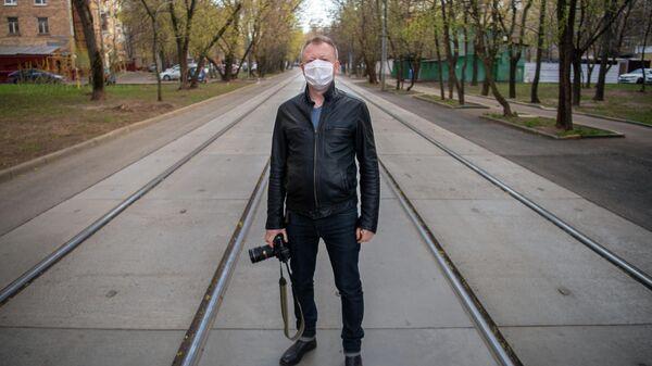 Валерий Мельников - cпециальный фотокорреспондент МИА Россия сегодня