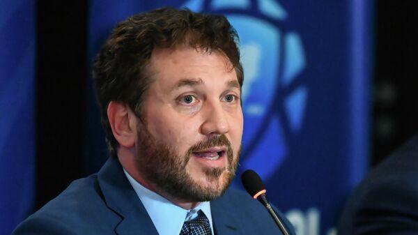 Президент КОНМЕБОЛ Алехандро Домингес