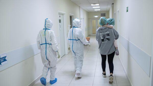 Врачи и пациенты НМИЦ здоровья детей Минздрава РФ
