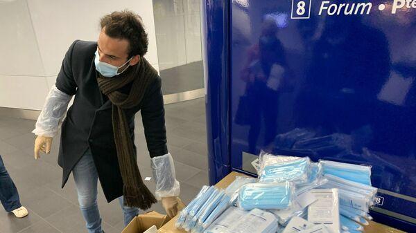 Ситуация в Париже в первый день снятия ограничений, введенных из-за коронавируса