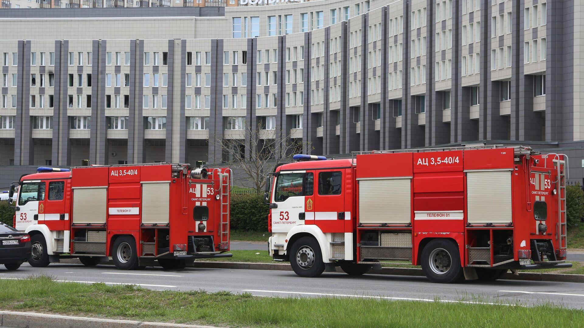 Губернатор: возгорание аппарата ИВЛ вызвало пожар в рязанской больнице