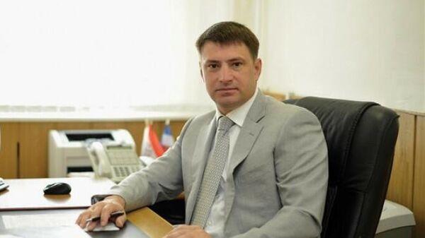Министр энергетики и ЖКХ Самарской области Василий Мишин