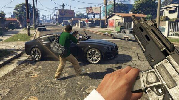 Бесплатная раздача игры GTA V обрушила магазин Epic Games Store