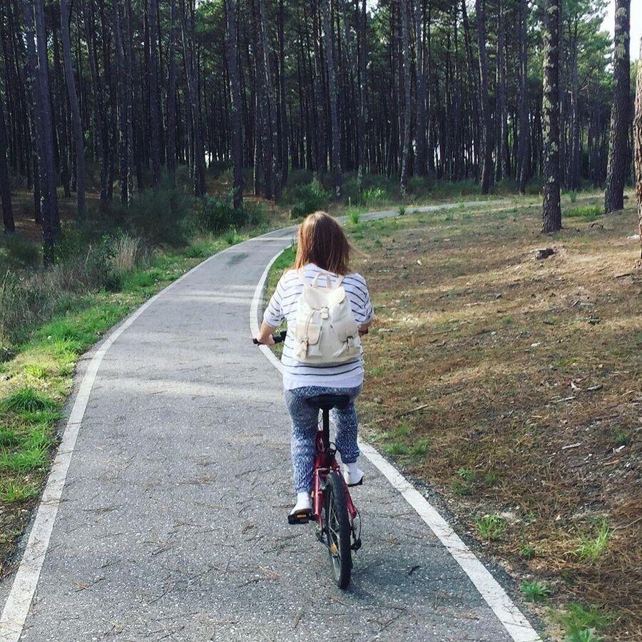 На отдыхе в Португалии