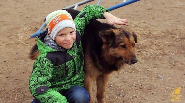 Никита У., март 2009, Забайкальский край