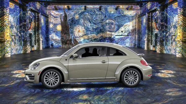 Заставка проекта Immersive Van Gogh Exhibit Drive-In