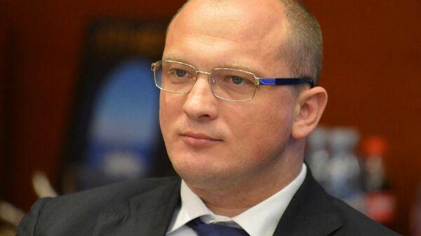 Заместитель министра строительства и ЖКХ России Дмитрий Волков