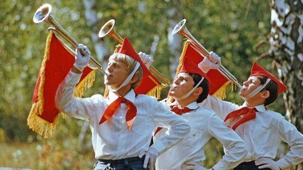 Красный галстук, отряды и «Зарница»: какими были пионеры в СССР