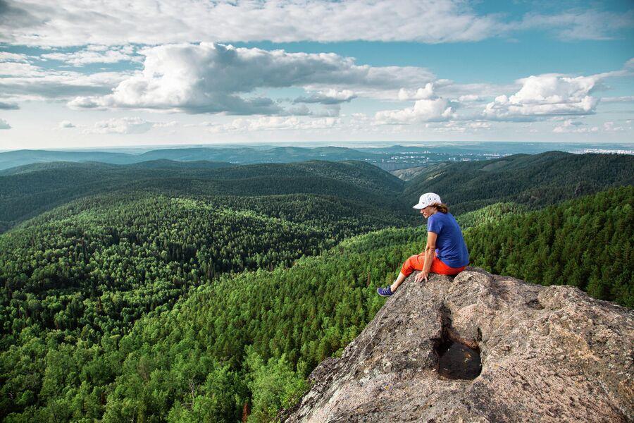 Национальный парк Красноярские Столбы