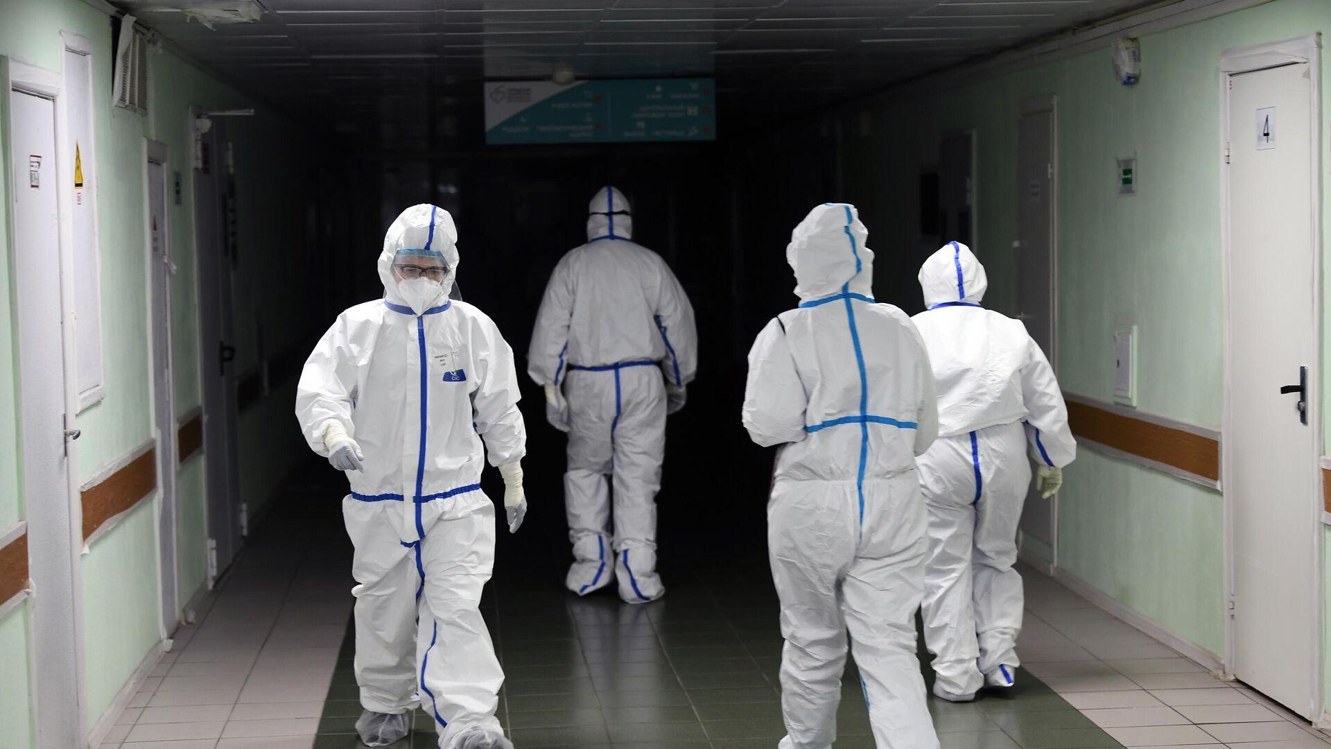 Иммунолог рассказал, сколько времени заразен больной COVID-19 - РИА  Новости, 31.10.2020