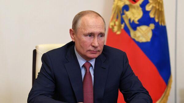 Путин назначил спецпредставителя по развитию отношений с Сирией