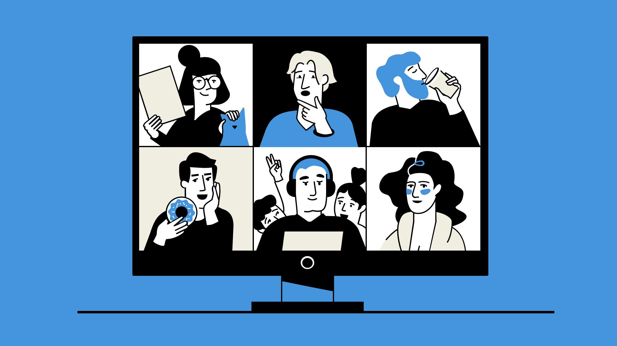 Skype vs Zoom: сравниваем возможности бесплатных видеоконференций