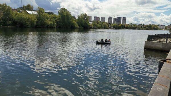 Власти Подмосковья выяснят причины загрязнения Москвы-реки в Красногорске