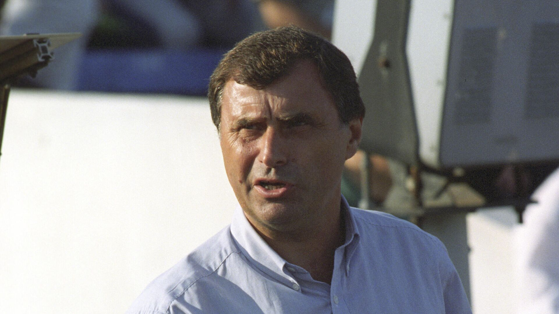 Анатолий Бышовец, 1997 год - РИА Новости, 1920, 14.01.2021