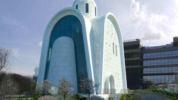 проект храма священномученика Игнатия Богоносца (Москва)