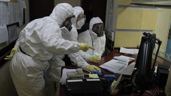 Ученые назвали главный фактор, нужный для прогноза хода эпидемии COVID-19