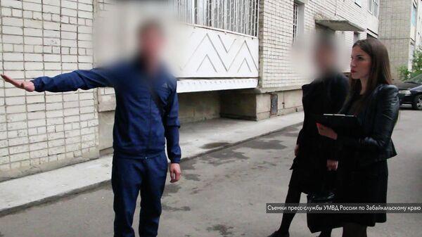 В Забайкалье грабитель написал жертве записку с извинениями
