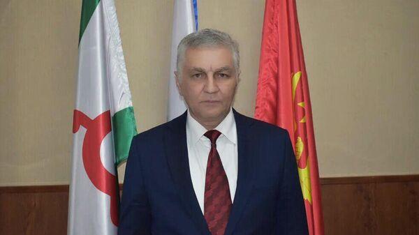 Мэр Магаса Руслан Арсамаков