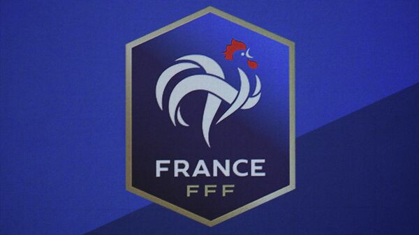Логотип Федерации футбола Франции (FFF)
